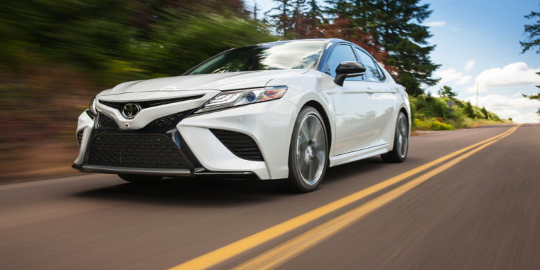 The 2018 Toyota Camry Might Be Proof Most People Don T Care About