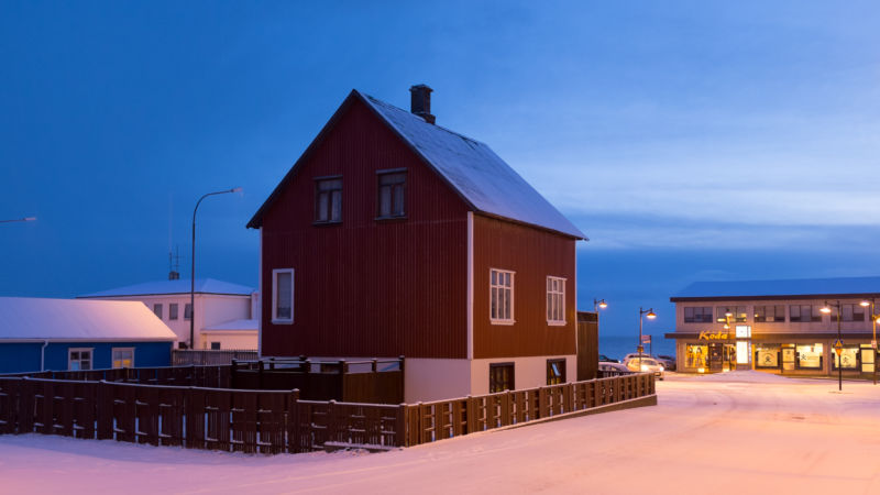 The Icelandic town of Keflavik has emerged as a hub of Bitcoin mining.