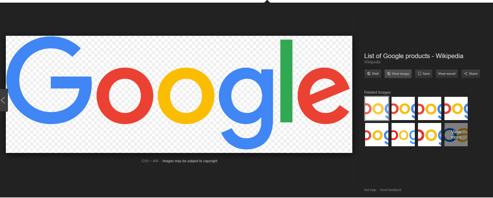 internet rages after google removes �view image� button