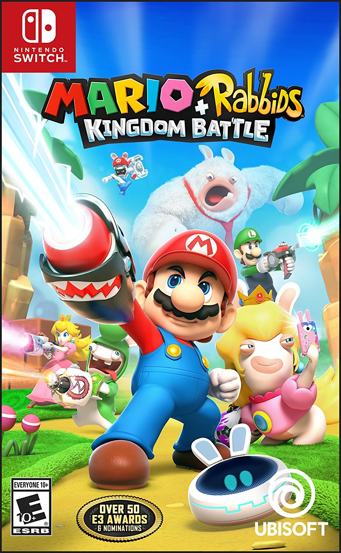 Mario + Rabbids Kingdom Battle product image