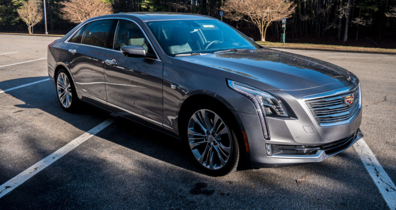 The Cadillac CT6 review: Super Cruise is a game-changer