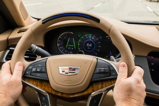 Cadillac's Super Cruise is a cutting-edge driver-assistance system.