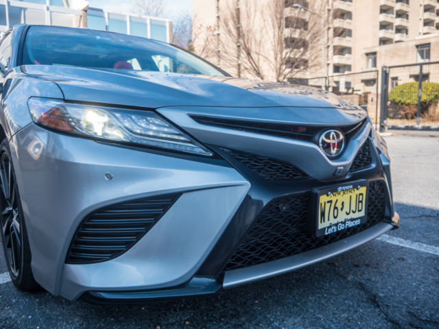 The 2018 Toyota Camry might be proof most people don't care