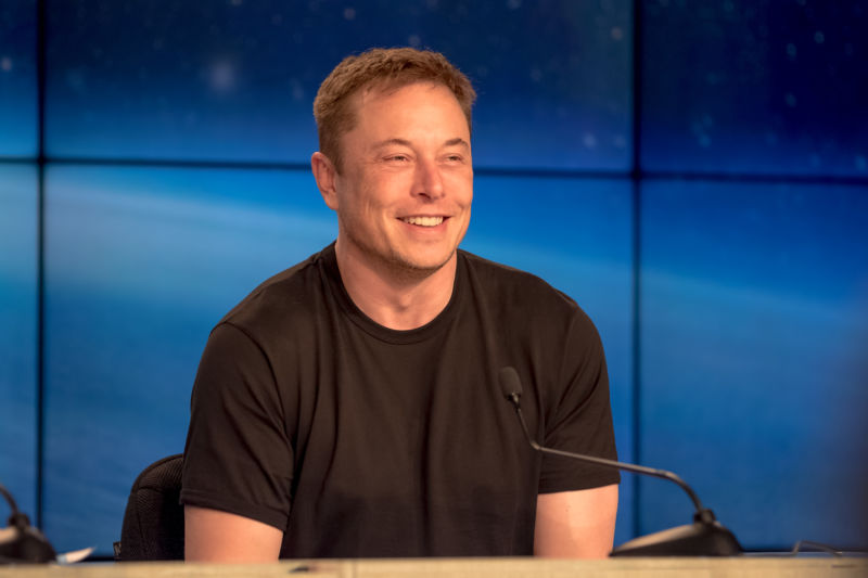 Elon Musk will name his next drone ship 'A Shortfall of Gravitas'