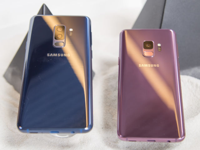 Galaxy S9 hands-on—Samsung fixes the biggest flaw of the