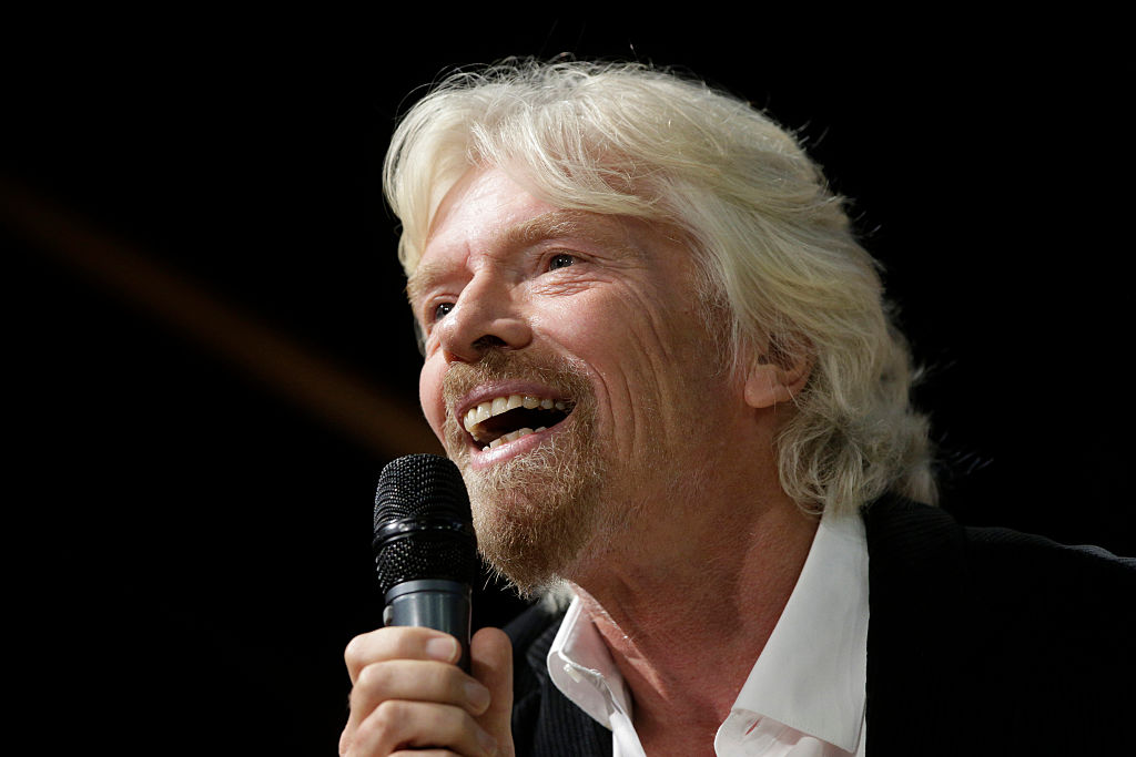 Richard Branson, billionaire, chairman and founder of Virgin Group, is among the key investors in OneWeb.