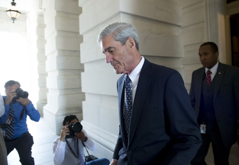 Special Counsel indicts 13 people, Russian troll farm on conspiracy charges