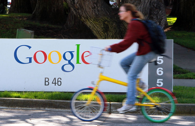 Fired Google Engineer Sues, Alleging Discrimination and Harassment