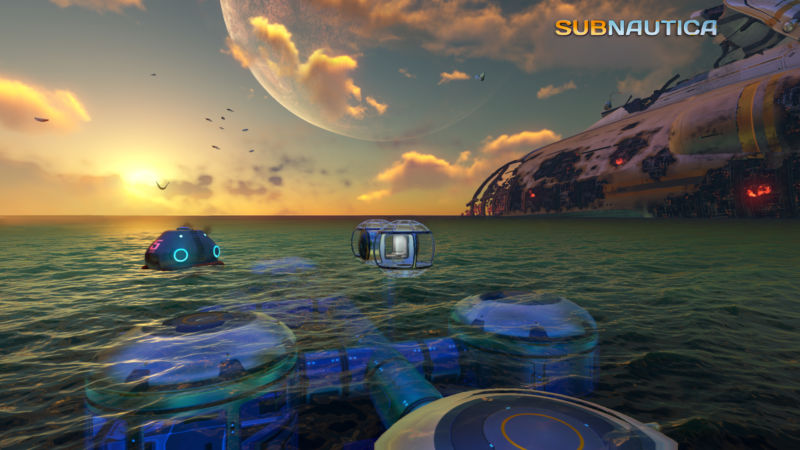 One main mystery makes survival in Subnautica worthwhile | Ars Technica