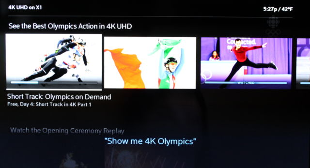 The Winter Olympics in 4K and HDR: A pain in many ways, but gosh