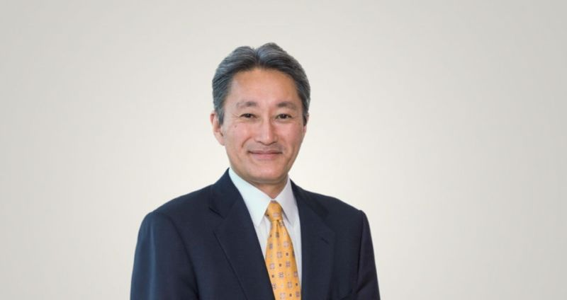 Kazuo Hirai is standing down as Sony CEO