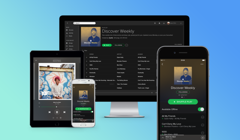 Multiple Job Listings Confirm Spotifyu0027s Hardware Ambitions.