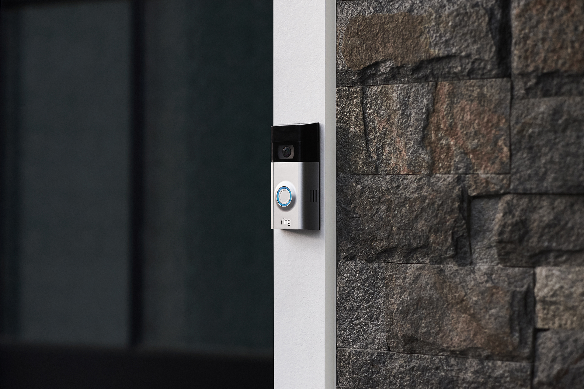 Ring Doorbell With Smartthings