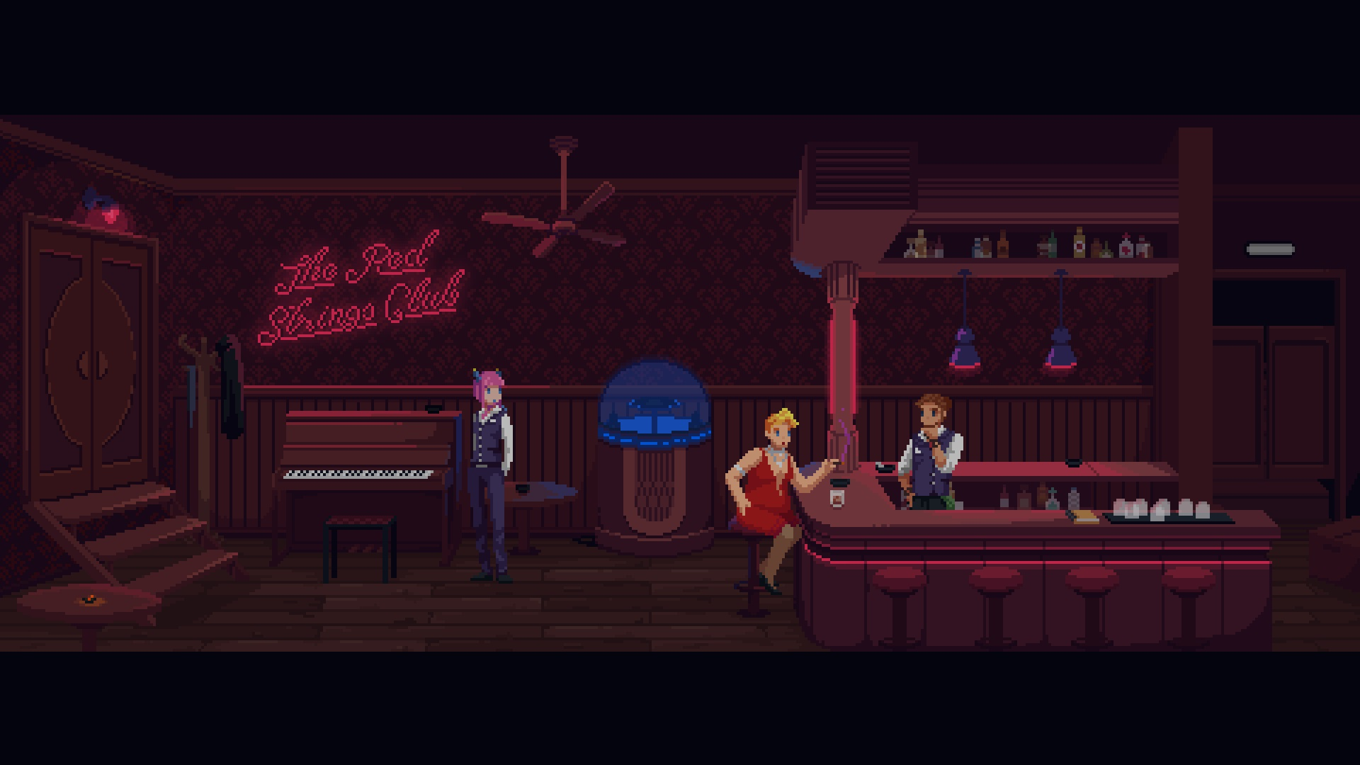 The Red Strings Club review: Cocktail revolution | Ars Technica