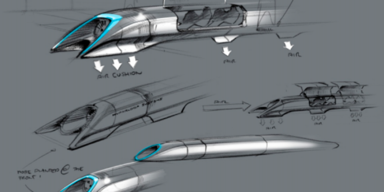 Is it time to take the Hyperloop seriously?