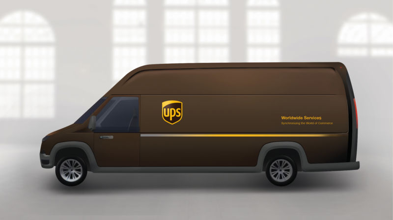 UPS to launch first electric delivery trucks in Dallas