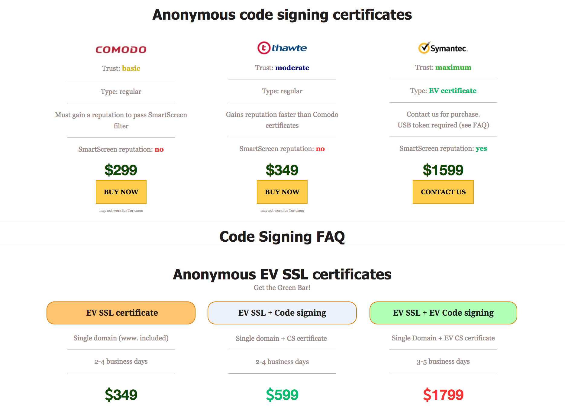One Stop Counterfeit Certificate Shops For All Your Malware Signing