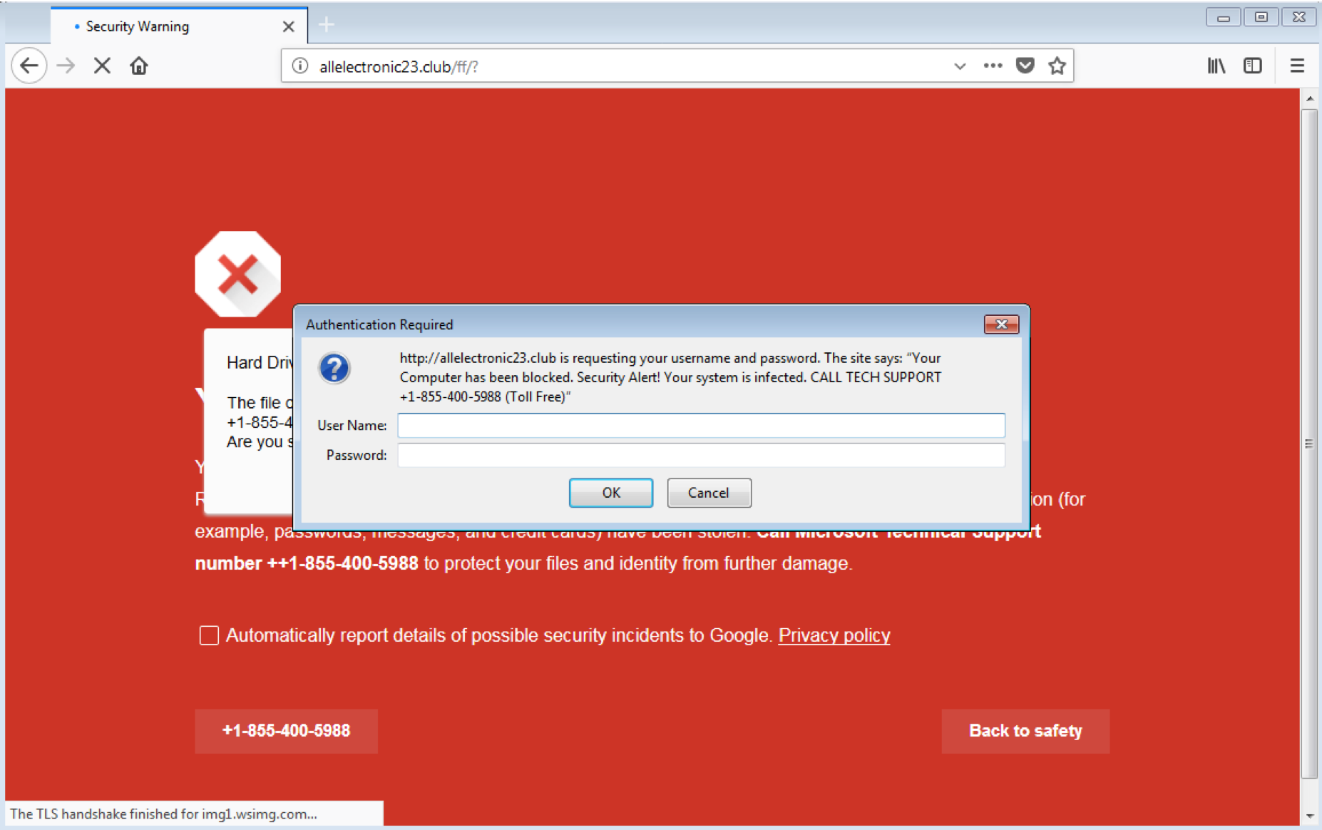 Tech-support scammers have a new trick to send Chrome users