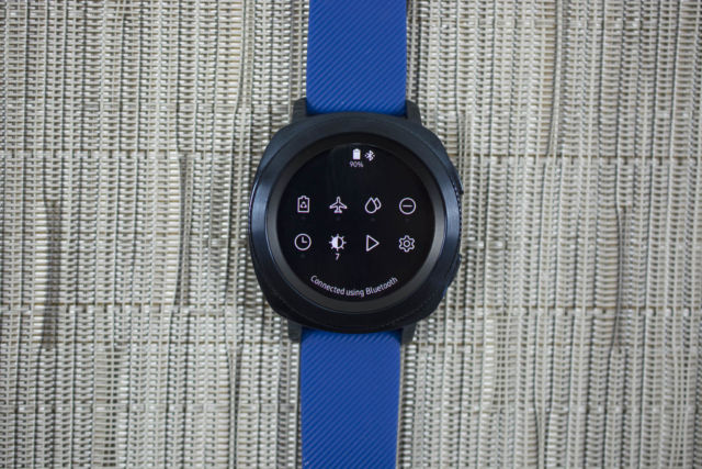 Gear Sport review: The only fitness watch for Samsung die