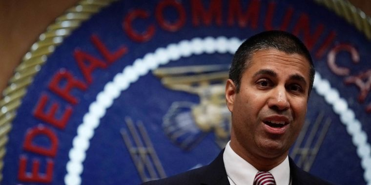 Ajit Pai refuses Democrats' request to revoke Sinclair broadcast licenses