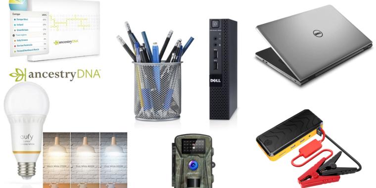 Dealmaster: Get an Amazon Echo Spot for $115   Ars Technica