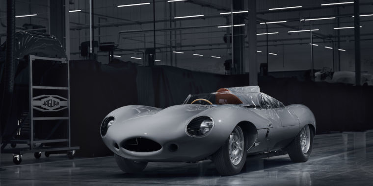62 Years Later Jaguar Is Building The Final 25, Million Dollar D Types |  Ars Technica