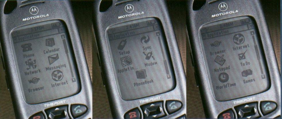 Motorola P1100 Phone