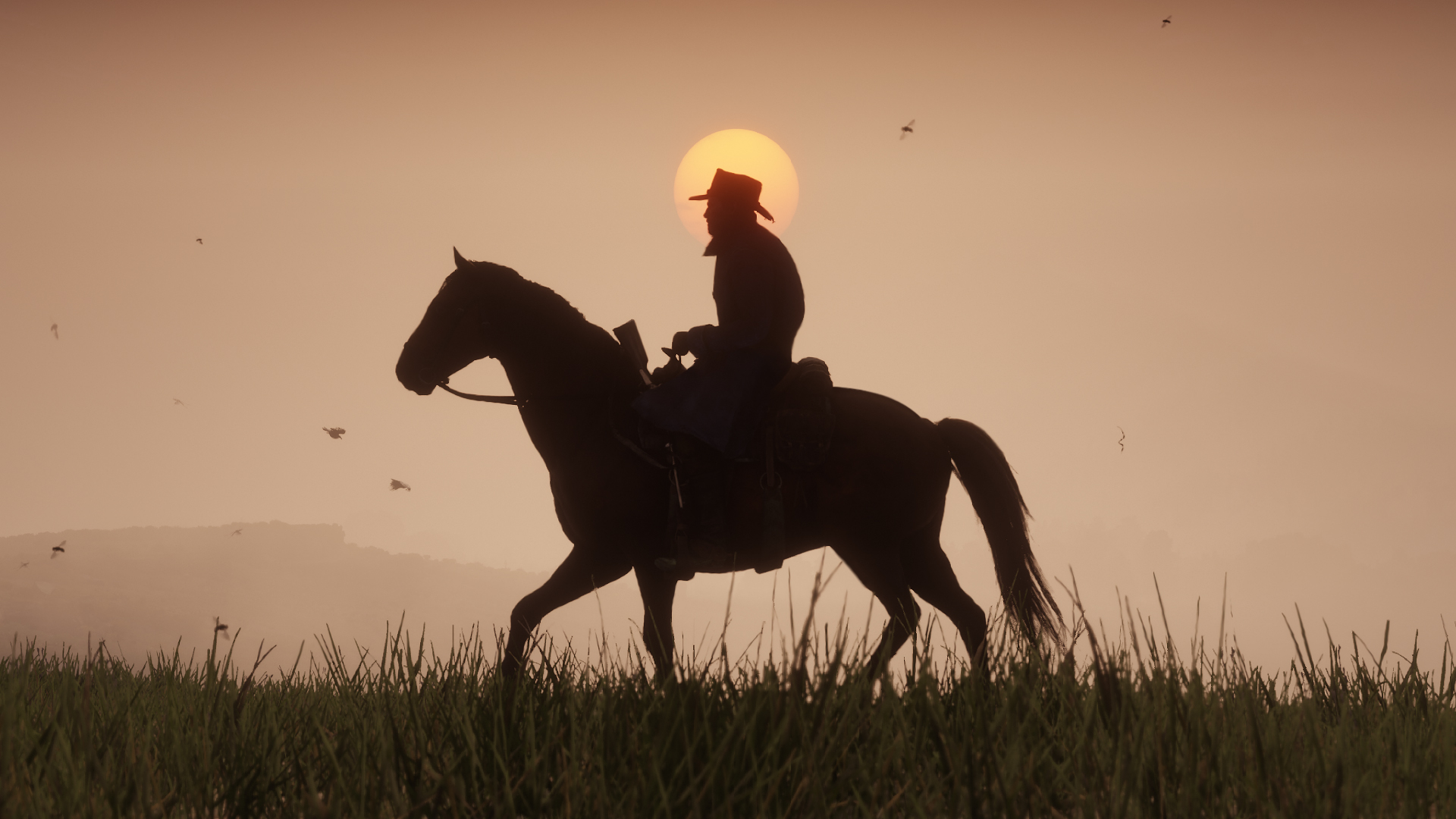 Get Ps4 Red Dead 2 Wallpaper JPG
