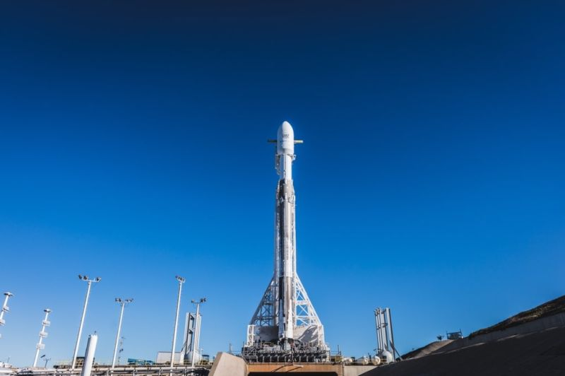 Falcon 9 Launch Ready