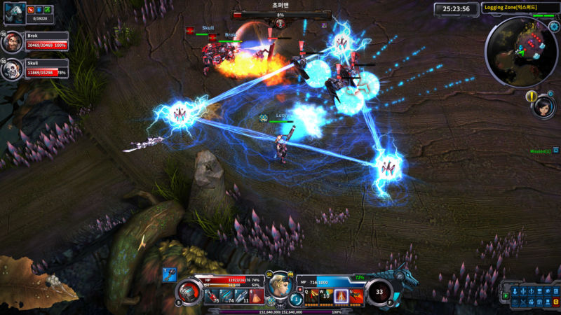 Insel's <em>Wild Buster</em> is one of the games that has been removed from Steam after evidence of user review faking was found.