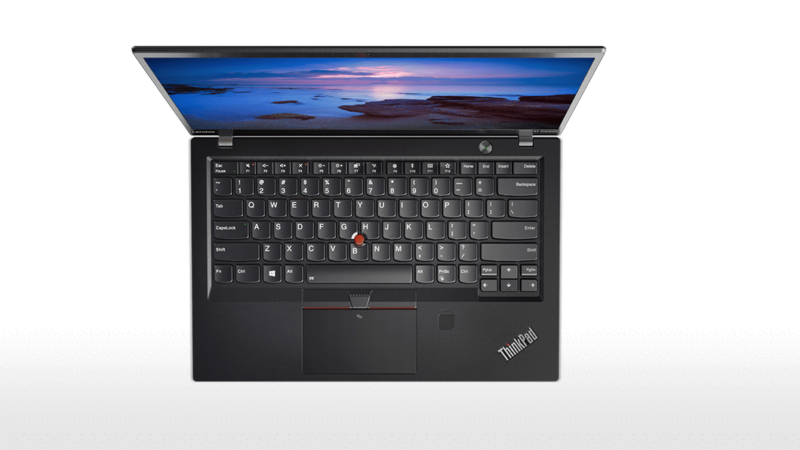 Lenovo ThinkPad X1 Carbon 5th Generation.