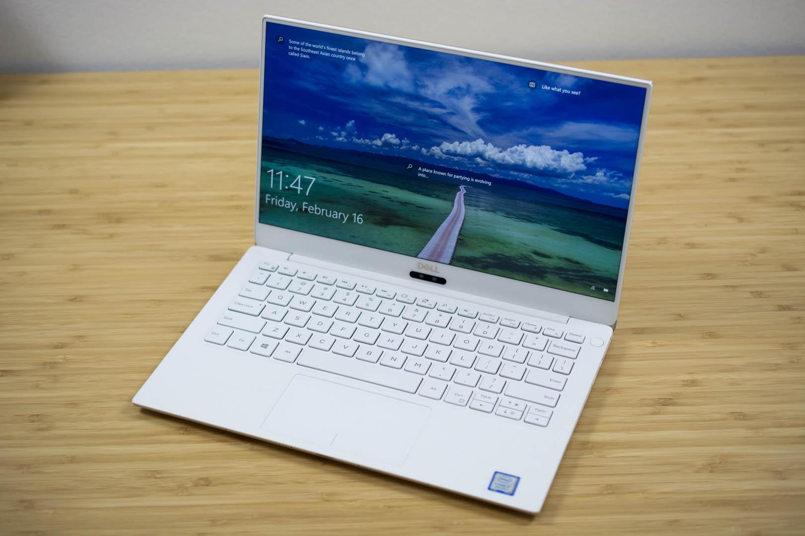 XPS 13 2018 Review Dells Improvements Propel This Laptop Forward Enlarge