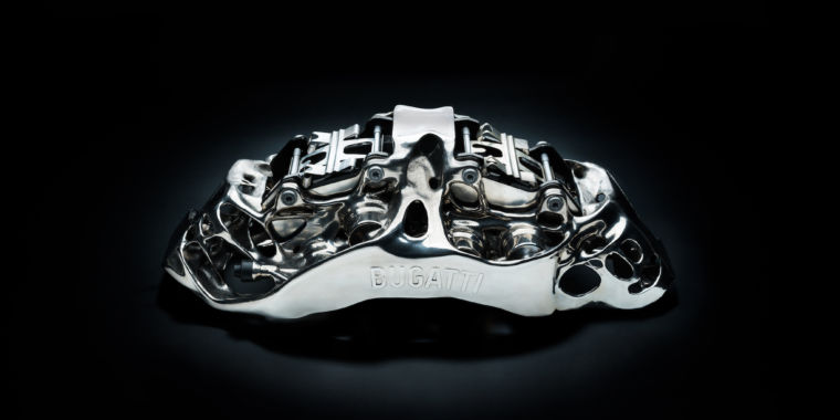 Porsche and Bugatti turn to 3D printing for complex or rare parts