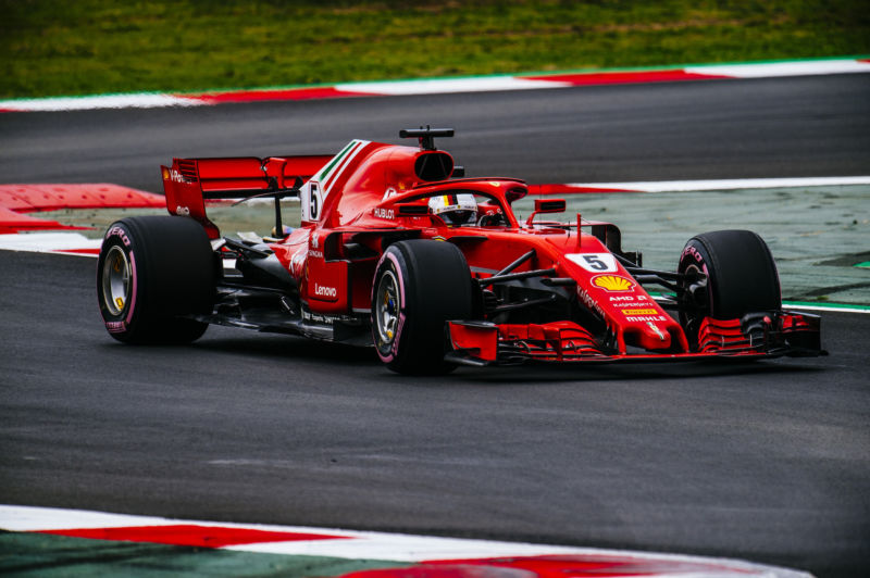 Formula 1 starts this weekend, so where's that new streaming service?