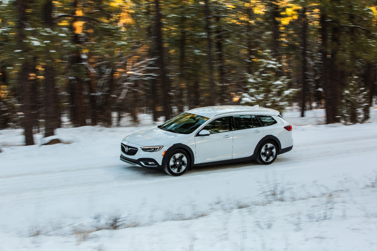 The Station Wagon Is Alive And Well Driving The Buick Regal Tourx