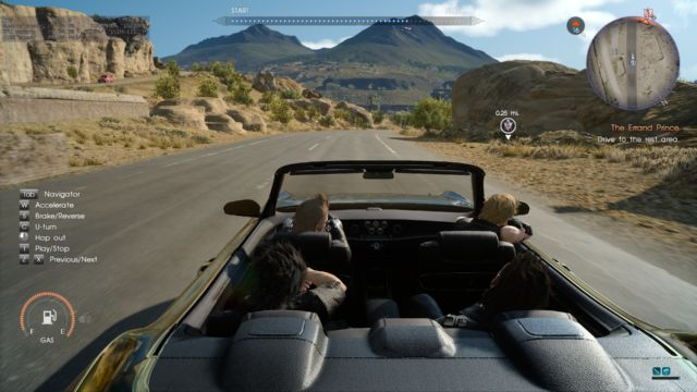 Final Fantasy XV for Windows should have been a mess, but it's the
