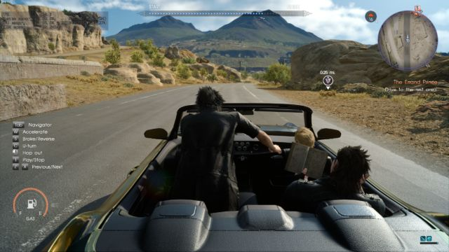Final Fantasy XV for Windows should have been a mess, but