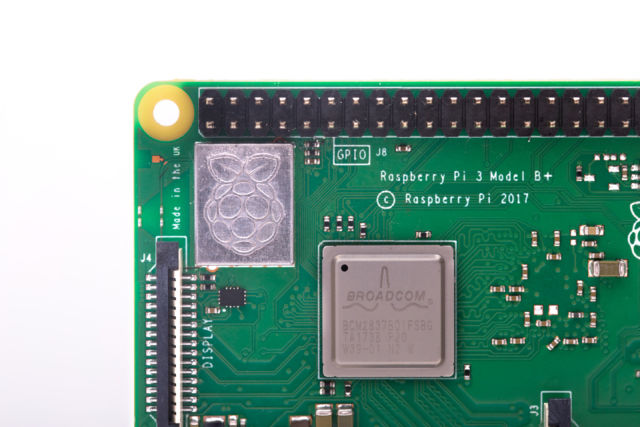 Raspberry Pi 3 B+ has faster CPU, Wi-Fi, and easier compliance
