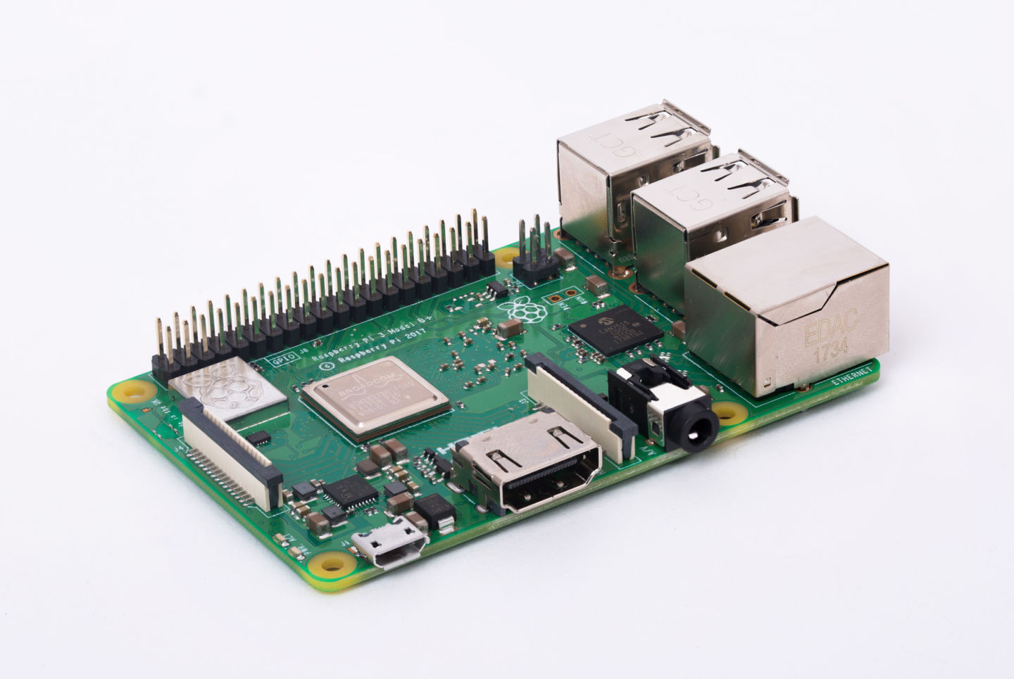 Raspberry Pi Geekmusthave On Off Power Controller Up Your With Latching The B Has Same Form Factor And Dimensions As 2 3 Making It A Drop In Replacement But Better Processor Connectivity