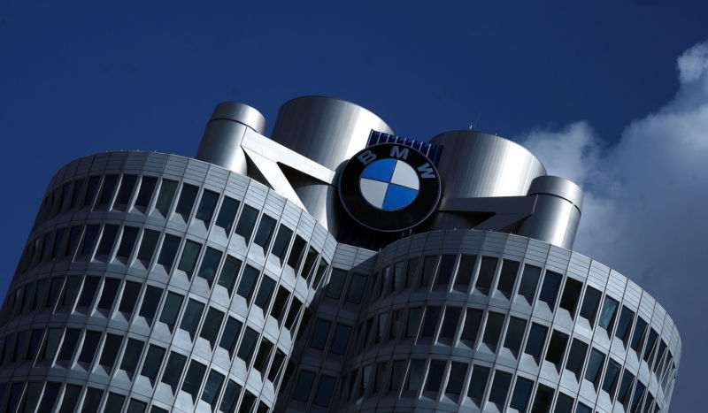 BMW's offices raided by Munich police in search of diesel cheating