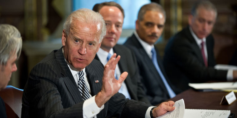 """Biden says violent games are """"not healthy"""" but not the cause of """"carnage"""""""
