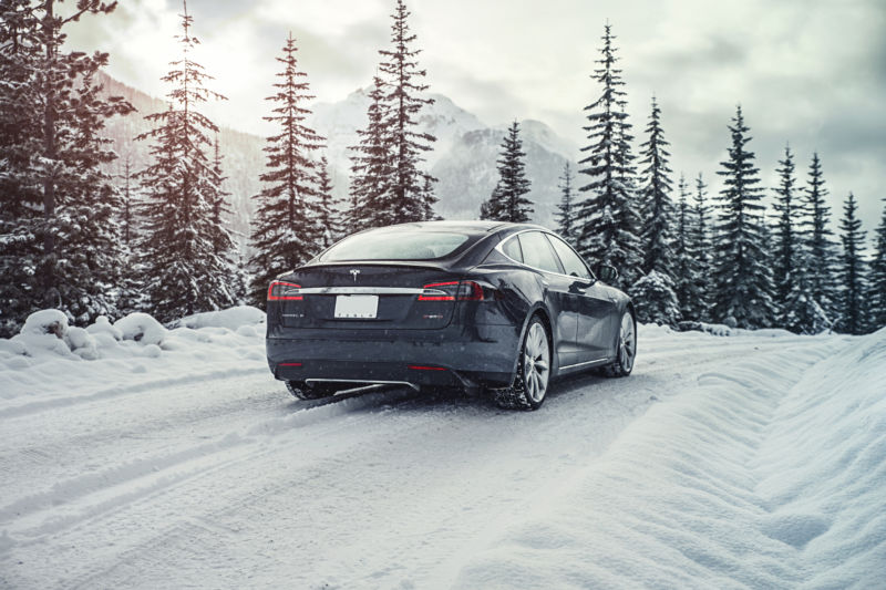 If you live somewhere where they use calcium or magnesium salts to keep the snow off the roads, the power steering bolts on your Model S might corrode.