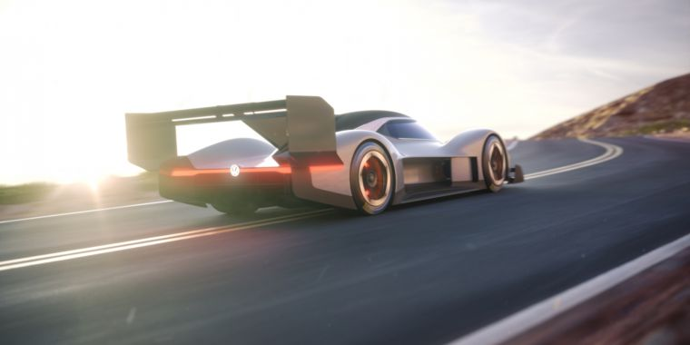 This Electric Car Could Set A New Record To The Top Of Pikes Peak This Year  | Ars Technica