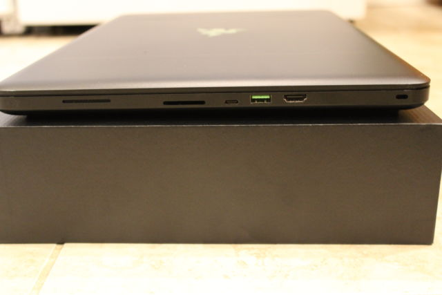 Razer Blade Pro FHD review: The screen is its best and worst