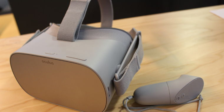 Oculus Go premiere: VR headset review says good quality and lower than usual price