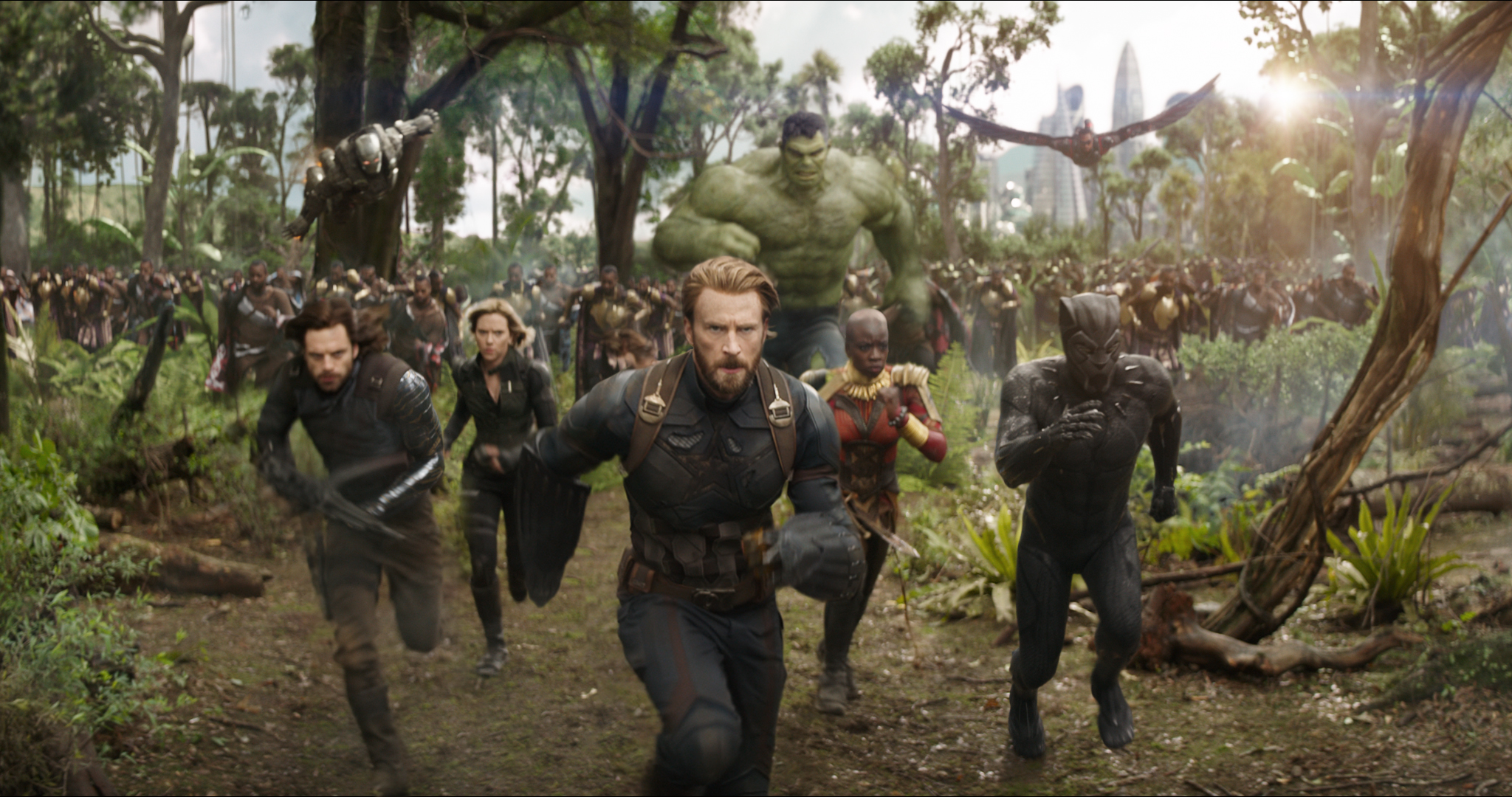 Avengers Assemble Marvel Drops New Infinity War Trailer Ars Technica