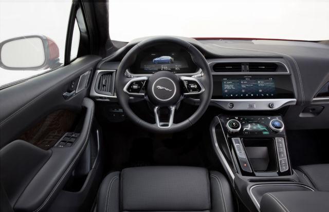 Electric cat: Jaguar stalks Tesla with $70,000 I-Pace SUV | Ars Technica