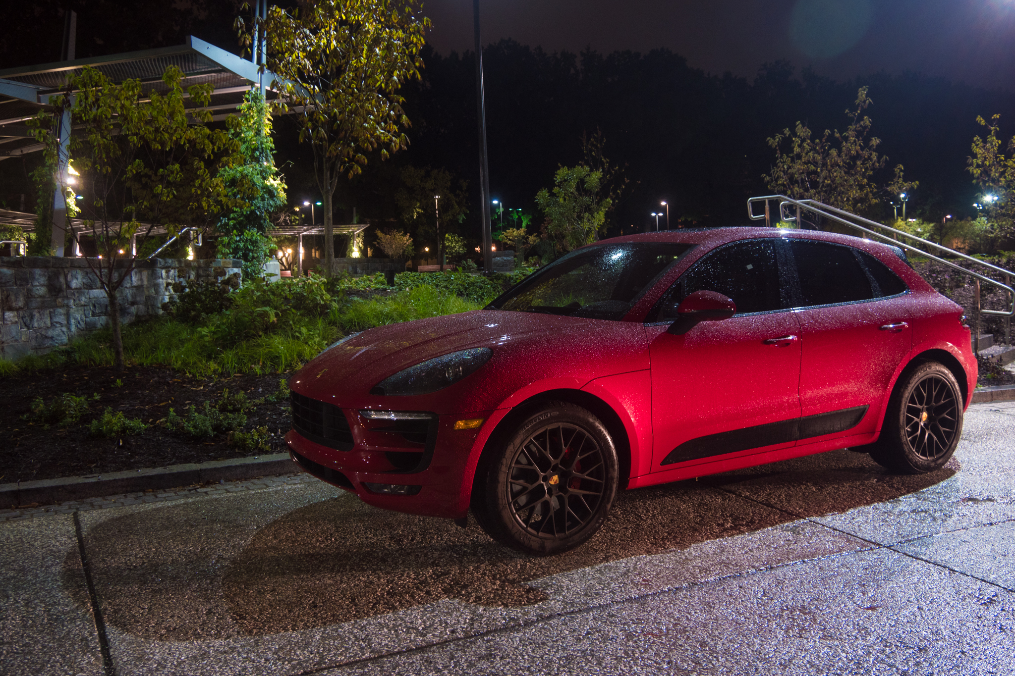Like A Hot Hatch On Steroids The Porsche Macan Gts Reviewed Ars
