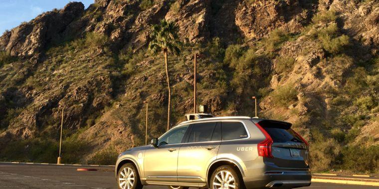 Leaked data suggests Uber self-driving car program may be way behind Waymo