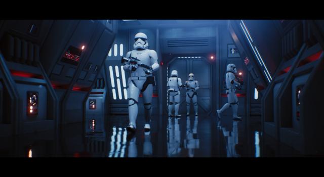 Unreal Engine + $60,000 GPU = Amazing, real-time raytraced Star Wars